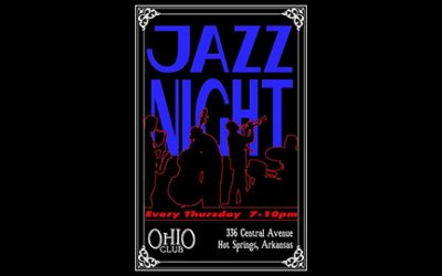 Jazz Night at The Ohio Club